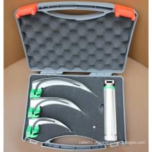 Lâmina de fibra óptica estéril