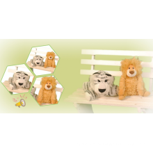 Lovely Plush lion toys