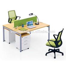 Fabricant chinois poste de travail de bureau de bureau à chaud