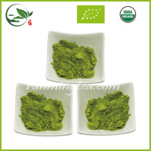 Benefício natural da saúde da mola Matcha Chá verde