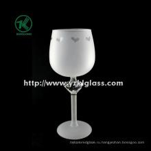 Одностенное мороженое бокал для вина (DIA 7 * 21.5)