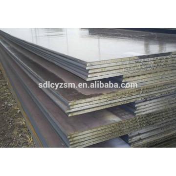 preço da placa de aço corten