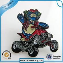 Custom Made Barato Em Massa De Esmalte De Metal Vários Pin Emblemas