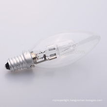 Dimmable Energy Saving Low Energy C35 Halogen Lamps E14 Spot light bulb