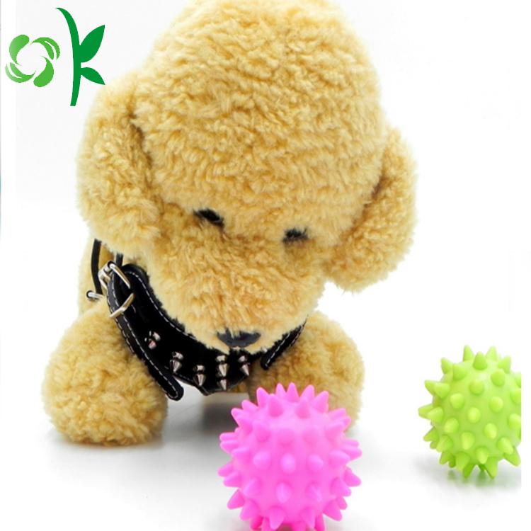 silicone pet toys