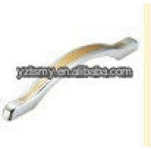 простые ручки с серебряный цвет