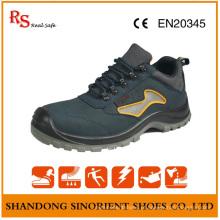 Sapatos de segurança industrial bom preço com fábrica
