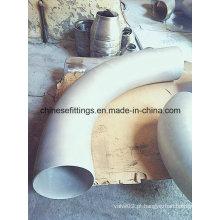 5D extremidade soldada Efw aço inoxidável dobra