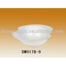 Tazón de fideos de porcelana al por mayor directo de fábrica
