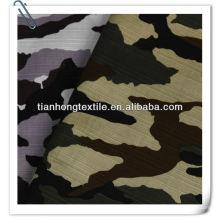 100% cotton printed horizontal stripe dobby fabric