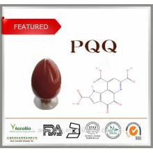 Top Grade Pirroloquinolina Quinona (PQQ) na China, CAS No 72909-34-3, 122628-50-6