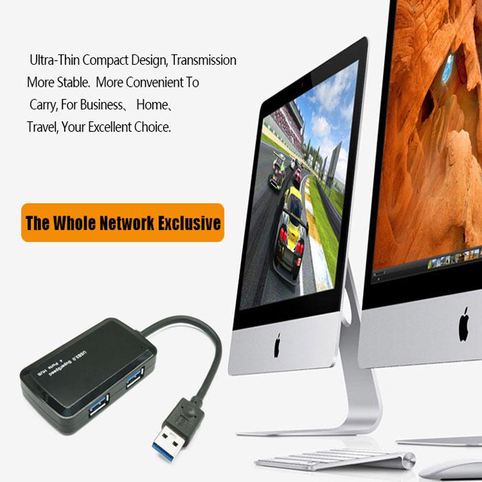 USB HUB 3.0 4-port