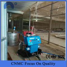 Máquina de inyección de espuma de poliuretano de alto flujo