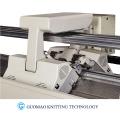 Full Fashion automatic computerized double system flat knitting machine for knitting jacquard pattern