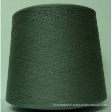 Hb182 Recycled Open End Ne 6/1 Polyester Cotton Yarn