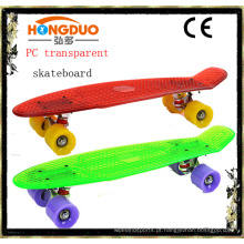 22 * 6 polegadas drift board Bearing ABEC-7 skateboard