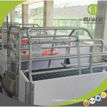 Sow caisse à vendre Pig ferme équipements mise en plumes cage de mise bas