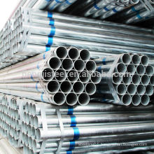 GI ERW steel pipe hot dip