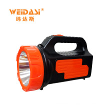Rechargeable Power LED Long-range Searchlight with Side Light