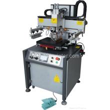 Impressora vertical da tela da precisão super do servo motor do PLC + de TM-2030b única