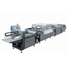 460A / 600A Otomatik Kitap Kaplama Makinesi