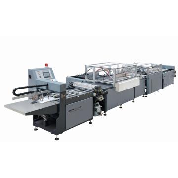 Machine de fabrication de couverture de livre automatique 460A/600A