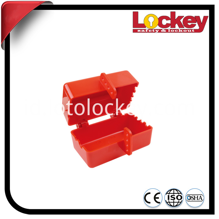 Electrical Plug Lockout