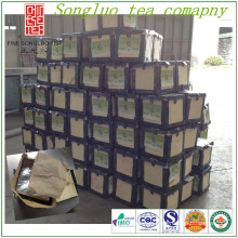 CHINESE GREEN TEA 41022 packed in 1kg wood box