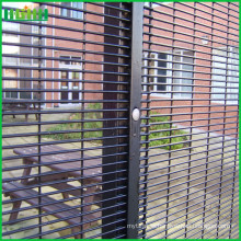 Welded Wire Mesh Prison Used High Security Fence from Anping factory