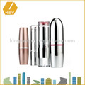 Balão de lábio extravagante recipiente caixa de design tubos embalagem de batom personalizado