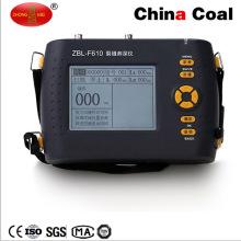 Machine ultrasonique intelligente de détecteur d'inspection de profondeur de fissure de Zbl-F610