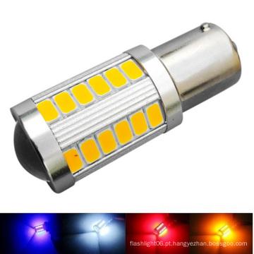 1156 Ba15s 5050-33SMD luz LED automotiva