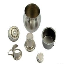 Berketepatan tinggi bahagian logam ditarik sedalam