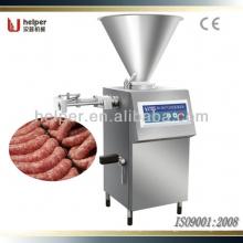 Usine utilisant la machine de remplissage de saucisse pneumatique en acier inoxydable