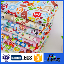 100% printed cotton fabric