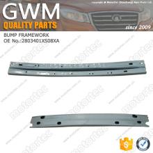100% original grande parede florida peças de reposição amortecedor dianteiro cruz membro China fornecedor 2803401XS08XA