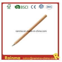 Дешевая деревянная шариковая ручка для рекламного подарка