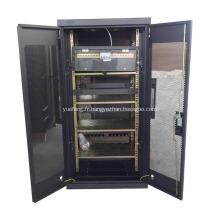 Cabinet de réseau au sol pour télécommunication