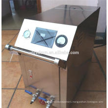 electric two gun high pressure drain cleaning steam cleaner vacuum washer