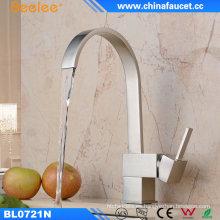 Grifo de lavabo de cocina de cobre de Beelee con manija única