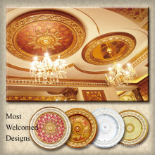Sales The First PS Artistic Ceiling Medallion for Interior Decoration