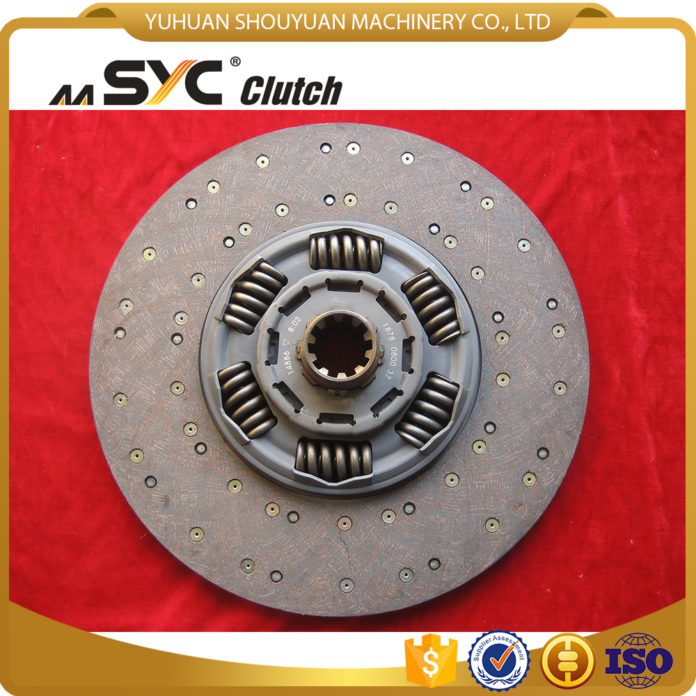 Mercedes Benz Heavy Duty Clutch Disc