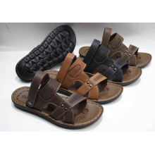Good Quality Men Beach Shoes with PU Outsole (SNB-12-006)