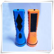 Energia Solar Recarregável Durável e Lanterna de Carregamento para Promoção