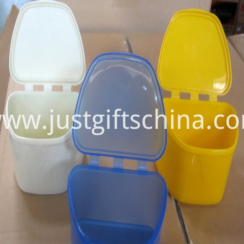Promotional Large Size Rounded Trapezoid Denture Box_2