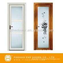 Portes intérieures modernes en aluminium / portes moustiquaires sur mesure