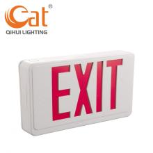 Intelligent LED Emergency Exit Sign Fire Safety Lighting