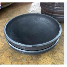 Manufacturer for Carbon Material Dish Head Carbon steel dishend for Air tanks supply to Norfolk Island Exporter