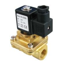 Válvula solenoide de 2 / 2W - tipo normalmente cerrado