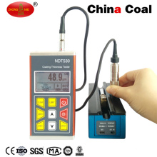 Ultrasonic Metal Steel Pipe Plate Coating Thickness Gauge